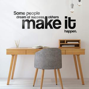 Positive Quotes Dream of succe