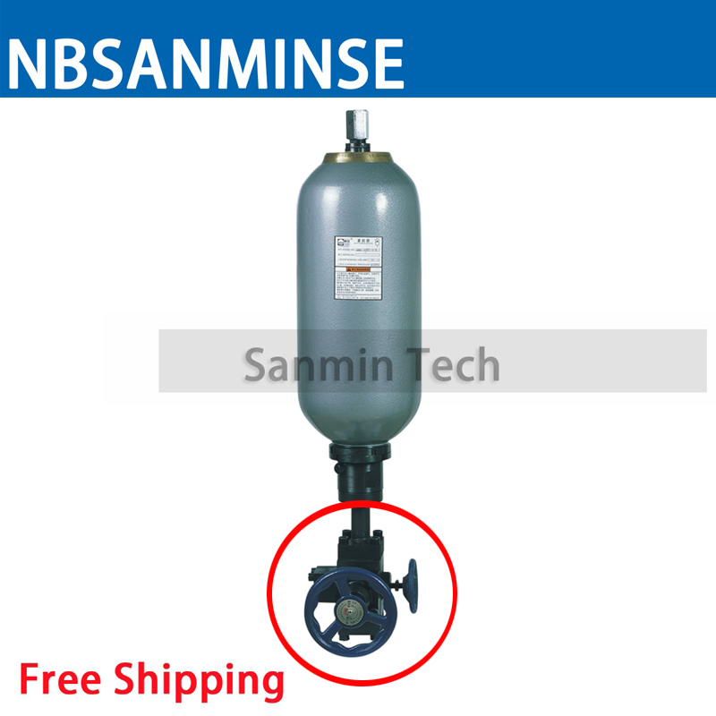 цена на XJF Stopping Valve For Accumulator Hydraulic Balance Miter Valve Type High Qulaity Sanmin