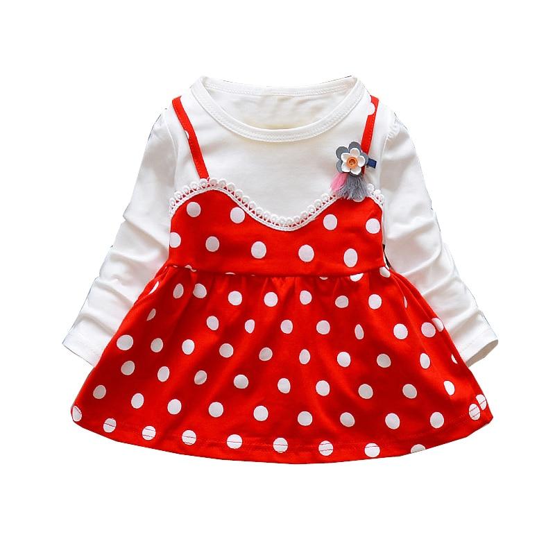Doprava zdarma 2018 dětské oblečení jaro podzimní dítě - Oblečení pro miminka