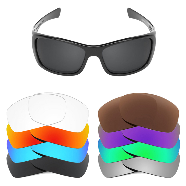 Mry polarizadas lentes de reemplazo para Oakley Hijinx gafas de sol ... 256315fe3c