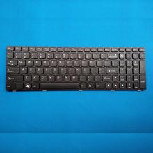 Новая клавиатура для lenovo ideapad 570 y570n y570nt y570p y570i