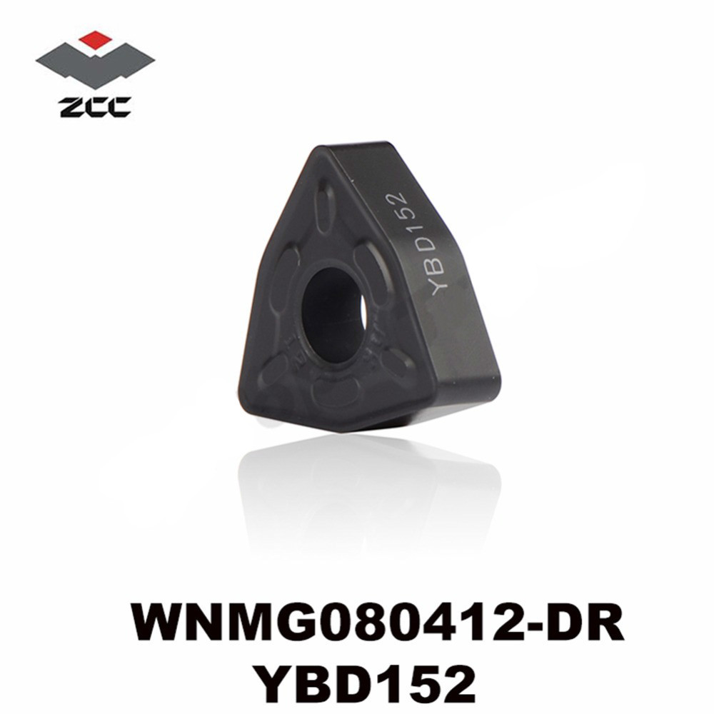 WNMG080412 DR YBD152 cnc tungsten carbide turning insert WNMG 080412 roughing for cast iron WNMG433 WNMG080412