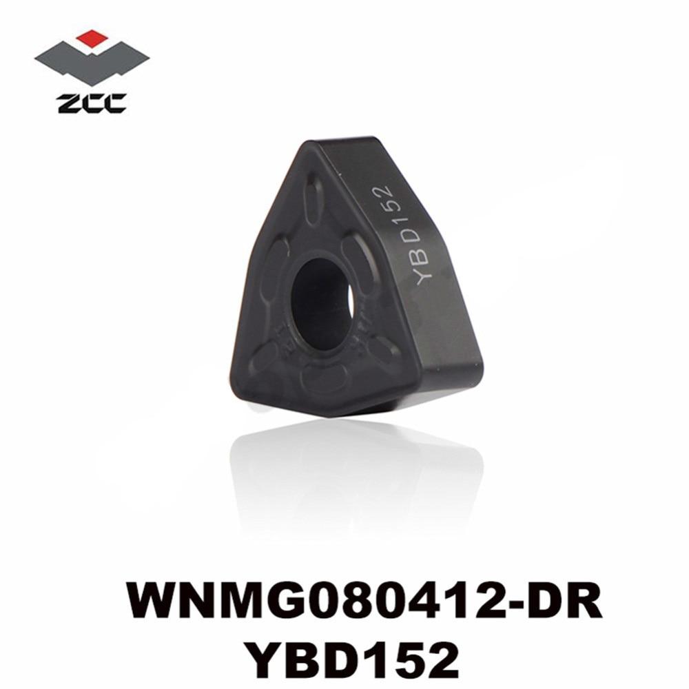 WNMG080412 DR YBD152 cnc tungsten carbide turning insert WNMG 080412 roughing for cast iron WNMG433 WNMG080412