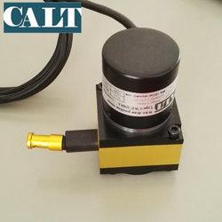 CWP-S500 0-2Kohm Resistência de saída de posição linear sensor de deslocamento corda potes de medição do comprimento 500mm