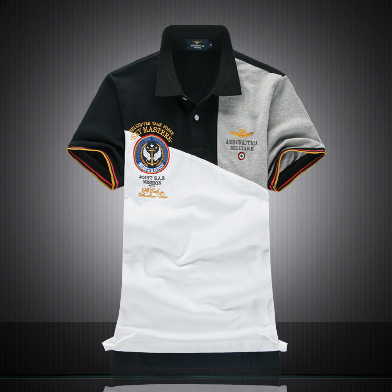 ab7d35119869 Dropwow The New High Quality Men s Polo Shirts fashion Style Summer ...