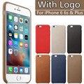 Роскошный PU Кожа Case Для iPhone 6 6 s Случаи Оригинал Назад Coque Для iPhone 6 6 s Plus case Телефон Офиса Крышка Fundas Capa