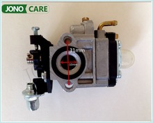 Replacement Parts New Carburetor for 1E34F CG260 BC260 26CC Chinese Small Gasoline Brush Cutter Grass Trimmer Engine Parts