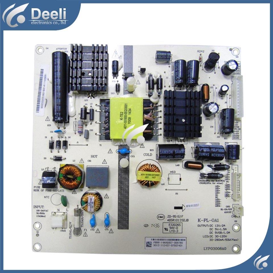 Подробнее о 95% new good Working original used for power supply board LED4253 40PFL5449 LYP03008A0 465R1013SDJB K-PL-0A1 good working original used board for frcm tcon v0 1 ltf400hc01 frcm tcon v0 1 95