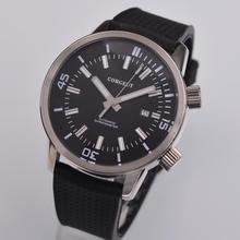Corgeut Automatic Watch Men date Mechanical Watches