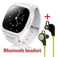 LANGTEK Smart Watch M26 For Ios Android phone Support Multi languages With Bluetooth SmartWatch SIM Card PK DZ09 A1 V8