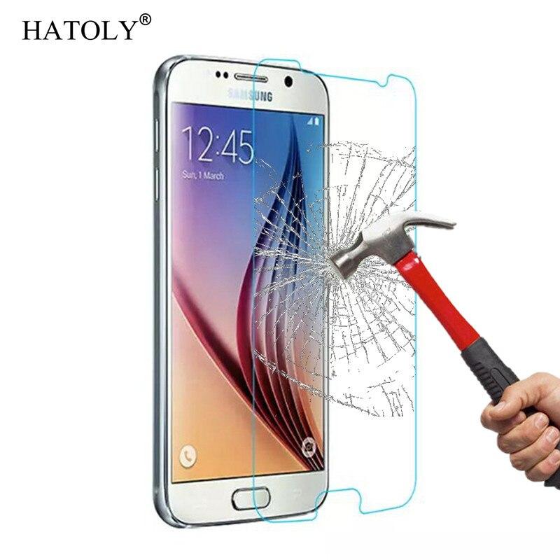 Peças De Vidro Para Samsung Galaxy J3 2 2017 Protetor de Tela De Vidro Temperado Para Samsung J3 2017 Ultra-fino Completo cola Filme Telefone J327