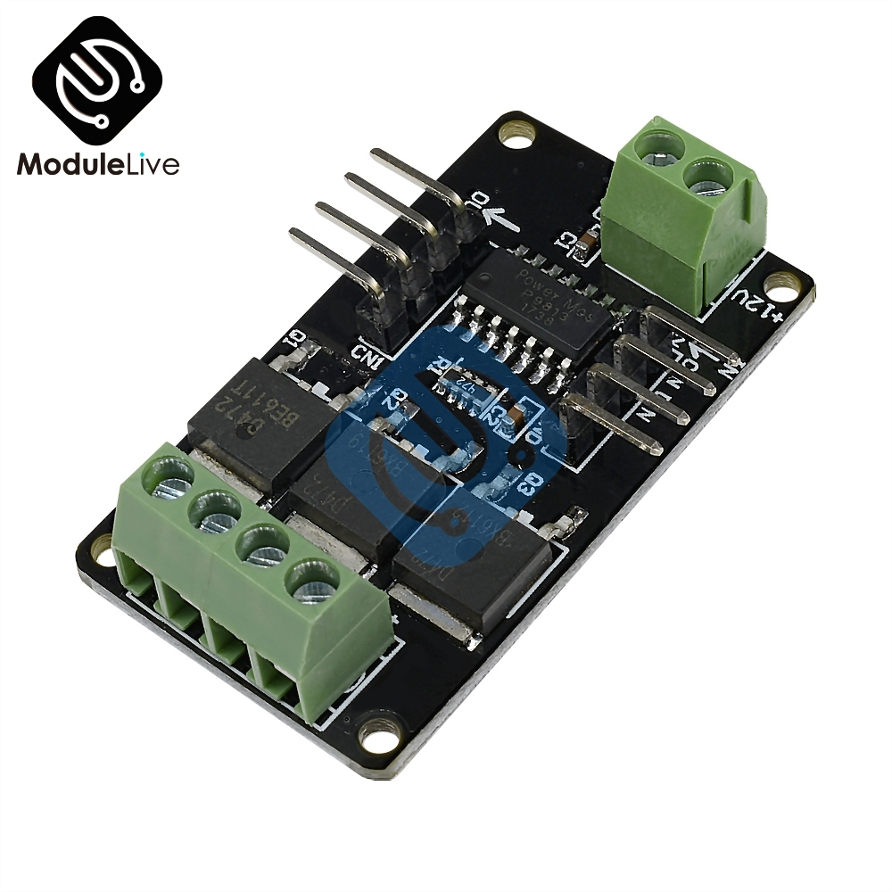 For MCU System LED Strip Driver Module v1.0 For Arduino STM32 AVR 12VDC Full Color RGB For Arduino UNO R3 Board