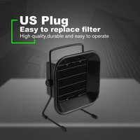 New Adjustable Welding Solder Smoke Absorber Remover Fume Extractor Carbon Filter Quiet Fan for ESD Soldering Station