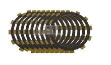 Partes del motor de la motocicleta Placas de fricción de embrague Kit para Yamaha WR250F WR250 F WR 250 F 2001-2013 # CP-0001