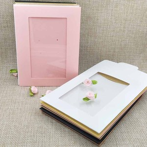 Image 2 - New Hot Sale Free SHipping HighQuality Necklace Card Earring Card &Invitation Bag 14x10.5cm 1lot=20inner card +20 out bags