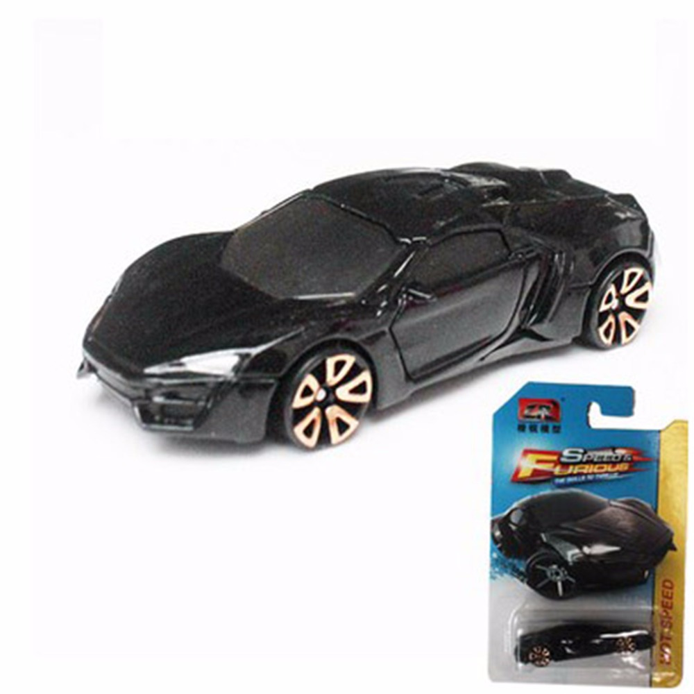 1 64 Hot Wheels Cars Toy Fast And Furious Diecast Pocket Car Models For Boy Alloy Car Toys Sports Car Gifts Box Gifts Collection