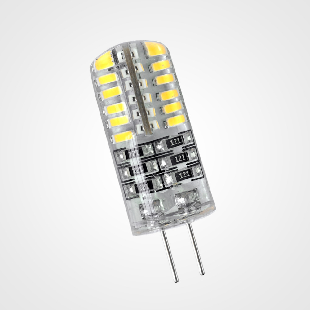 IMINOVO 20 Pack G4 LED Light Bulb AC/DC 12V 220V 24 48LED Replace 10W 30W 50W Halogen Silicone SMD3014 3W 5W 9W Ceiling Lighting