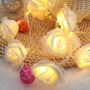 3M Battery LED Rose Flower Chr