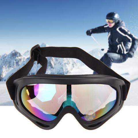 Winter Snow Sports Skiing Snowboard Sunglass Anti-fog Ski Goggles Windproof Glasses Outdoor Sports Skate Ski Sunglasses Eyewear Karachi