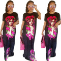2017 Rushed African Dresses African Traditional Dresses Africa Bazin Riche Sale Cotton Polyester New Sexy Women Clothes