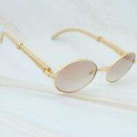 Wood Sunglasses Mens Reading Sunglass Brand Designer Wholesale Sun Glasses For Women Luxury Carter Glasses White Wooden Shade