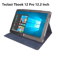For Teclast Tbook 12 Pro Luxury Flip Case PU Leather Cover Stand Bag For Teclast Tbook