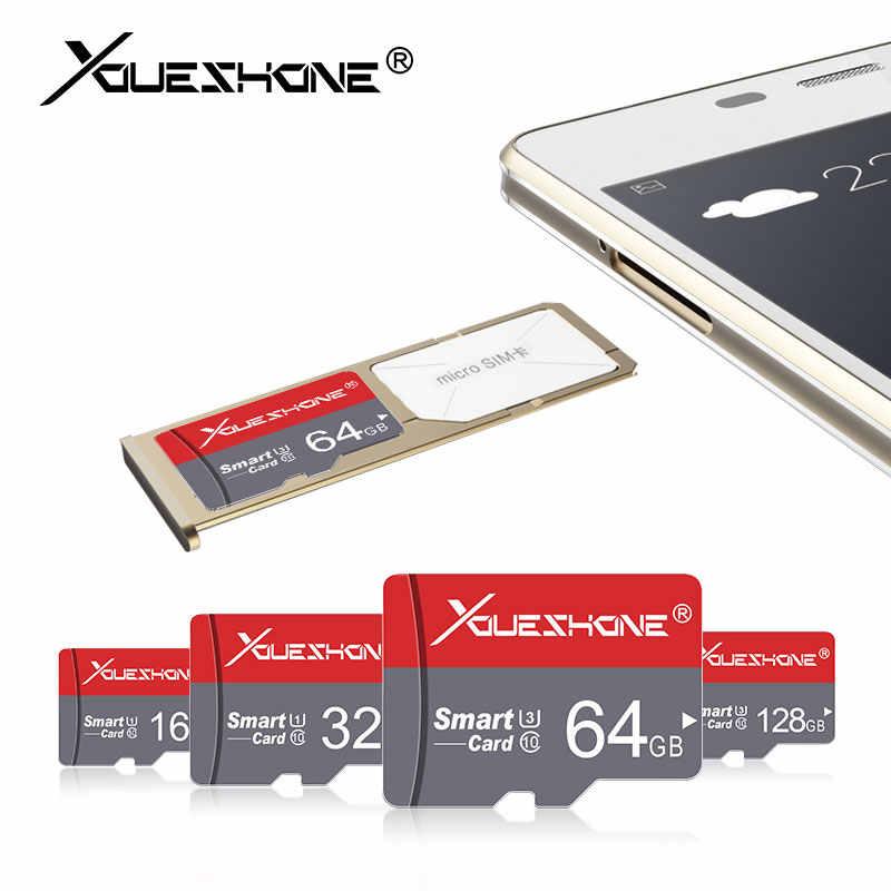 Tốc độ cao Class 10 Micro SD Thẻ 4GB 8GB 16GB 32GB 64GB cho Thông Minh điện thoại máy tính bảng micro SD 32GB TF miễn phí vận chuyển