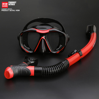 NANDN Diving Mask Dive glasses Swimming glasses Dive glasses Snorkeling Watersports Swimming Submersible equipment