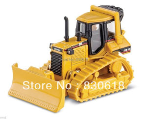 """NORSCOT 1/87 CATERPILLAR """"CAT D5M"""" TRACK-TYPE TRACTOR 55108 Construction vehicles toy(China)"""