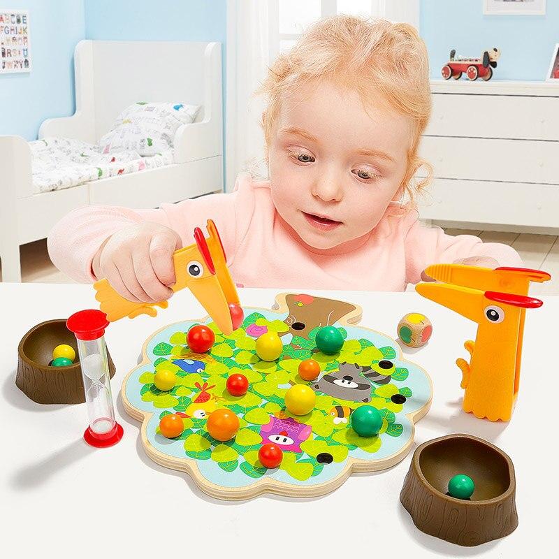 TOPBRIGHT arbre fruitier dossier musique jeu de table enfants éducatif parent-enfant jouet Montessori éducation précoce 3-6 ans