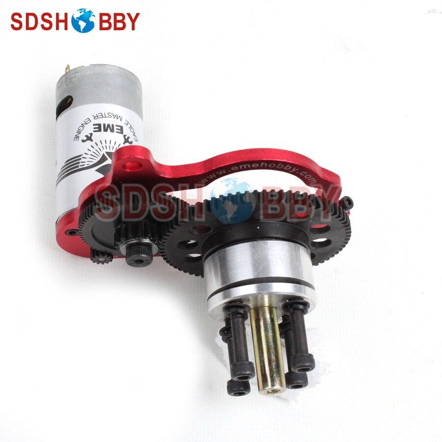 55/60cc AS KIT/специальный электрический стартер с Джонсон 550A матовый двигатель для EME55/EME55 II/EME60 газовый двигатель