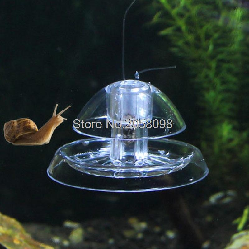 Buy plastic snail trap catcher planarian for Aquarium fish trap