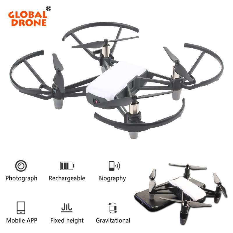 купить Global Drone RC Foldable Dron Quadcopter Headless Mode 3D Flip Helicopter Drones With Camera HD VS X12 E58 по цене 2910.29 рублей