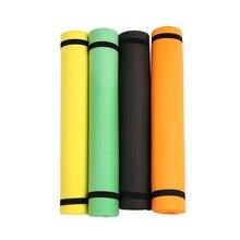 4MM Thick EVA Comfort Foam Yoga Mat Dampproof Anti-slip Anti-Tear Foldable For Exercise, Yoga, And Pilates