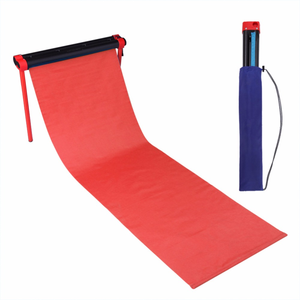 Beach lounge chair - Lumiparty 2 In 1 Portable Folding Waterproof Beach Mat Chair Lounge Chair Recliner For Outdoor Picnic