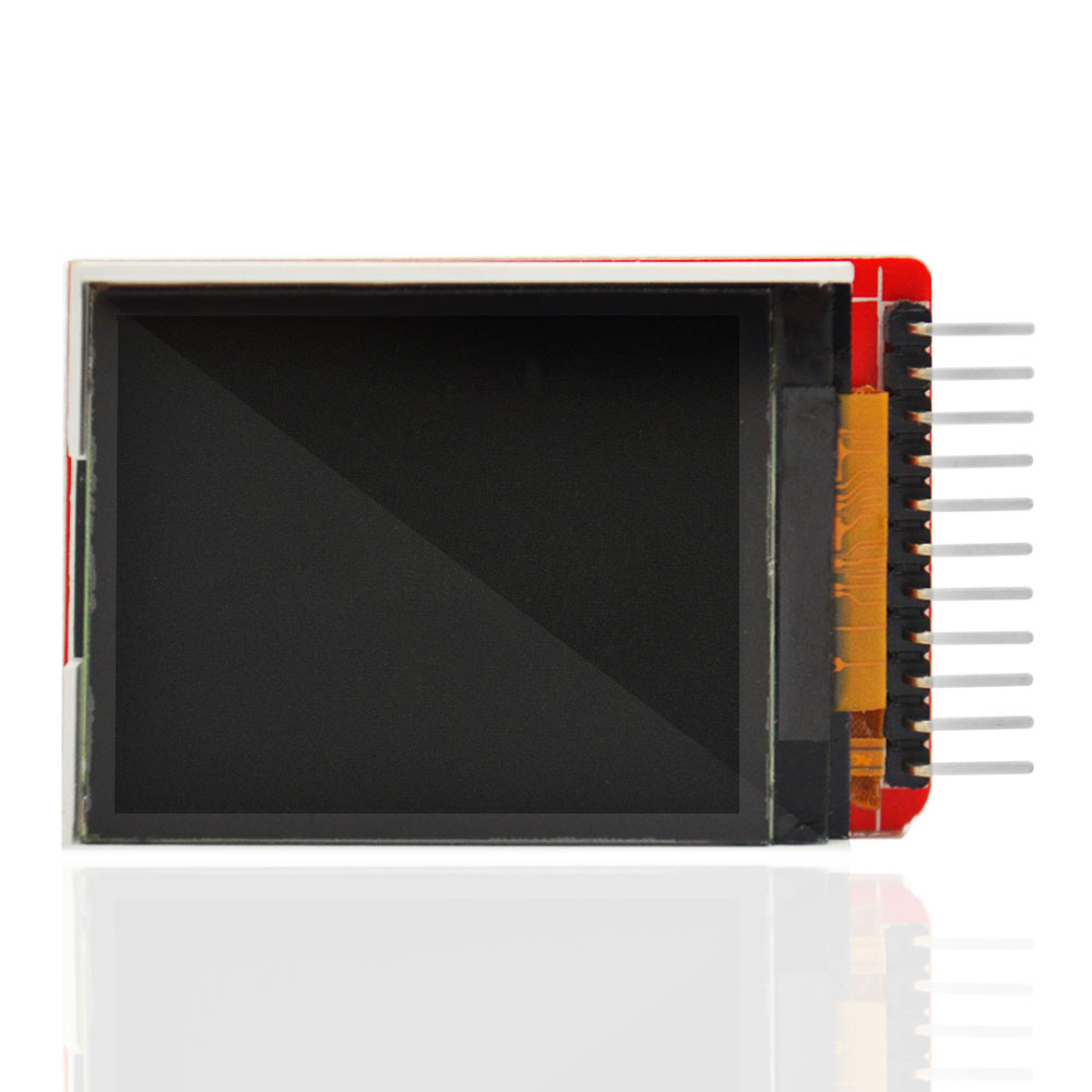 KEYES 1.8 Inch TFT LCD Module LCD Screen Module ST7735 SPI Serial 51 Drivers 4 IO Driver TFT Resolution 128*160 For Arduino