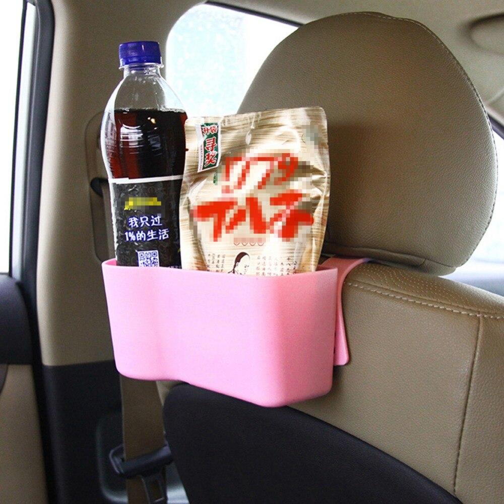 Car Beverage Rack Multifunction Food Rack Cup Holder Car Accessories Seat Backrest Rack