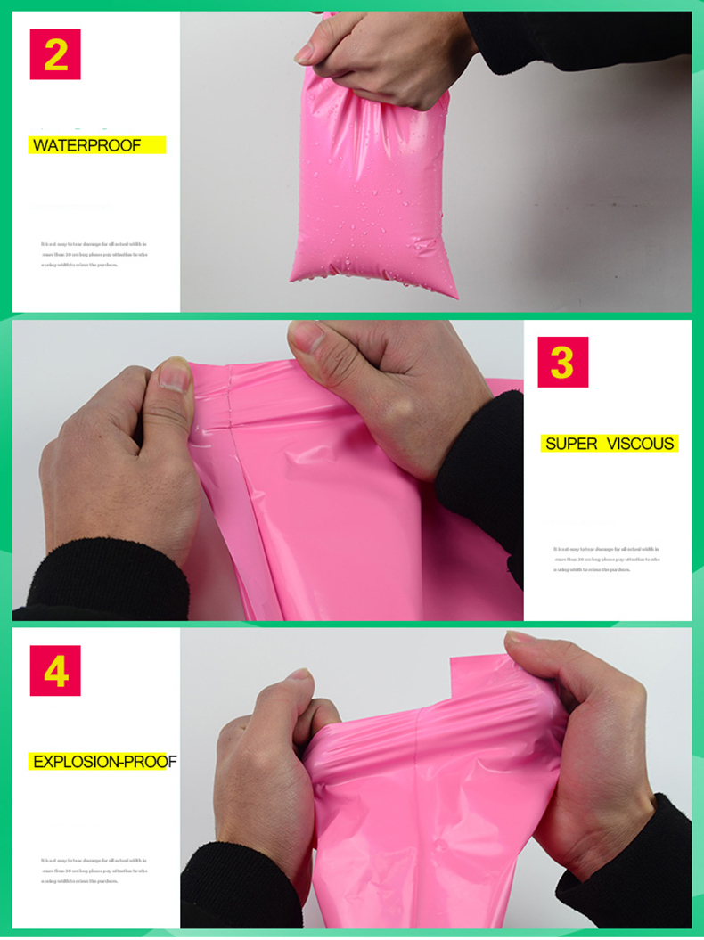 1Mail Packaging Poly Mailer Package Shipping Plastic Mailing Bag By Envelope Courier White Wholesale Bulk Self-Adhesive Supplies,Poly Mailer,white,Plastic,Packaging  (6)