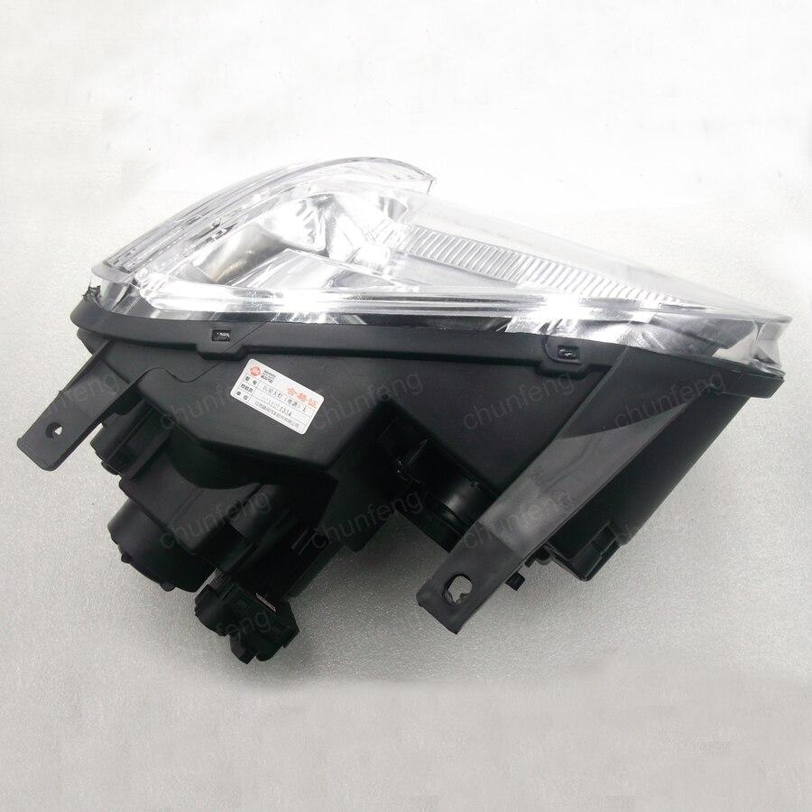 For Great Wall Wingle 3 2006-2008 2011 Front Headlight Assembly High Beam Headlights Wingle Pickup Headlamp