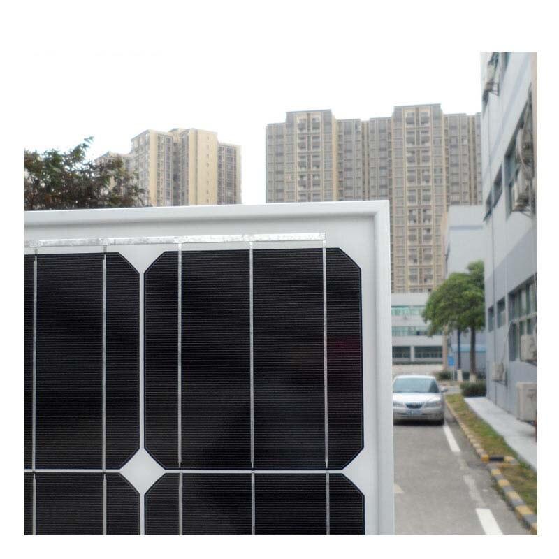 Solar Panel 20v 250w 4Pcs 1000w Solar Panel 1000w Watt 220v Solar Home System Car Caravan Camp Motorhome Boat RV Yacht Marine in Solar Cells from Consumer Electronics