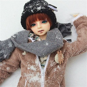 Image 3 - OUENEIFS bjd dolls Michele 1/3 model SD doll girls boys eyes High Quality toys  shop resin