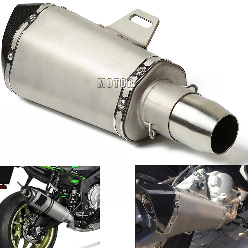 36 51MM Exhaust Pipe Escape Motorcycle Exhaust Modified Muffle Pipe For Honda CBR 250 600 900 929 954 1000 RR CBR1100XX CB650F