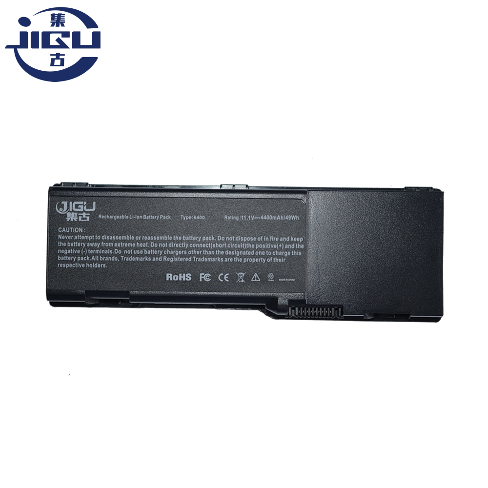 JIGU Laptop Battery 312-0461 312-0599 451-10424 GD761 RD859 UD267 XU937 For <font><b>Dell</b></font> <font><b>Inspiron</b></font> <font><b>1501</b></font> 6400 E1505 Latitude 131L 1000 image