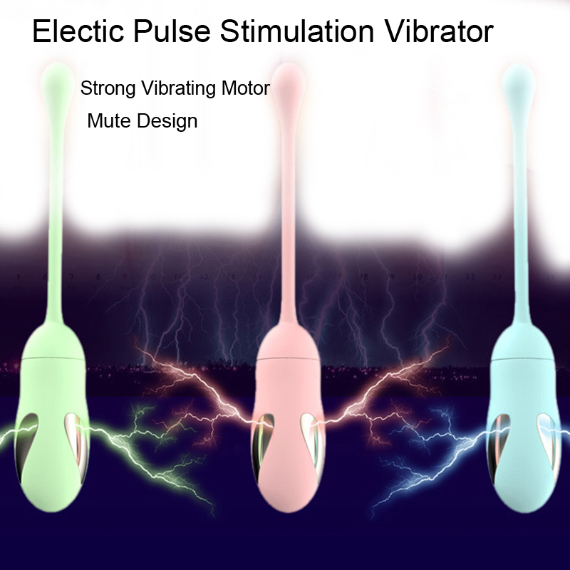 8 Speeds USB Charging Electic Pulse Stimulation Vibrator Egg G-spot Vagina Massage Clitoris Stimulator Women Sex Pulse Vibrator