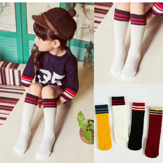 Cute Long Baby Socks