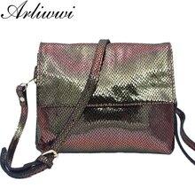 GY07 sac à main en daim pour femmes, sac à bandoulière brillant en cuir véritable souple