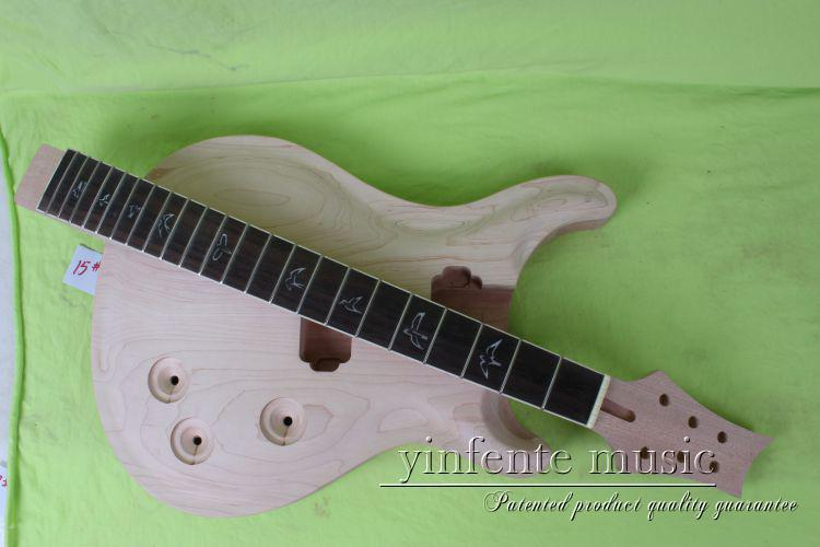 New High Quality Unfinished electric guitar neck guitar Body Solid wood Body & fingerboard LP model 1pcs #2 high quality custom shop lp jazz hollow body electric guitar vibrato system rosewood fingerboard mahogany body guitar