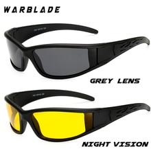 5543ee40817b0 Homens Óculos Polarizados Óculos de Visão Noturna Motorista de Carro  Anti-reflexo Polarizador Óculos de