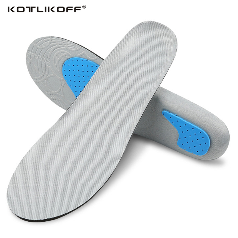 KOTLIKOFF Insole for shoes shock absorption breathable comfortable shoe insoles for men and women Shoe accessories kotlikoff arch support insoles massage pads for shoes insole foot care shock women men shoes pad shoe inserts shoe accessories