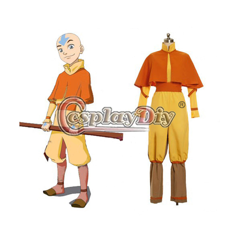 Online Buy Wholesale Avatar Aang From China Avatar Aang
